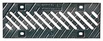 BIRCOsir – kleine Nennweiten Dimension Nominale 100 Recouvrements Grille fonte fentes diagonales