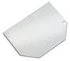 BIRCOsir – kleine Nennweiten Dimension Nominale 100 Accessoires Obturateur fin pour hauteur 180-330. en acier galvanisé