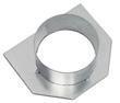 BIRCOsir – kleine Nennweiten Dimension Nominale 150 Accessoires Obturateur avec sortie en DN 150 pour hauteur 230-330. en acier galvanisé