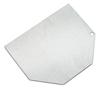 BIRCOsir – kleine Nennweiten Dimension Nominale 150 Accessoires Obturateur pour hauteur 230-330. en acier galvanisé