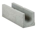 BIRCOcornières à fente Dimension Nominale 100 Eléments en béton Eléments en béton pour systèmes à fente/insert de nettoyage
