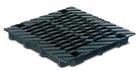 BIRCOchimie Drainage ponctuel sans dimension nominale Recouvrements Grille fonte - fentes doubles pour drainage ponctuel 40/40